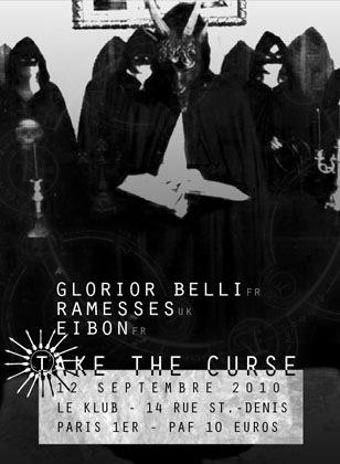 Take The Curse event - 12/09