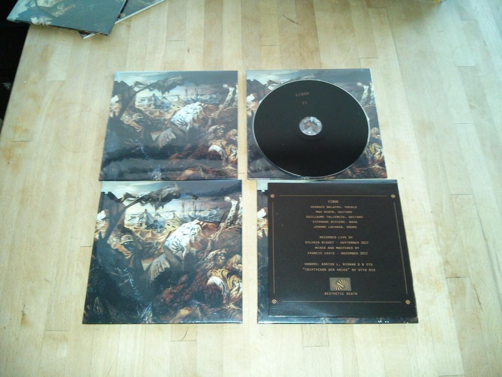 Eibon II CD